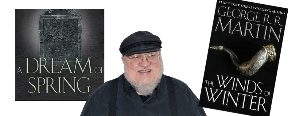 visuel livres the winds of winter & a dream of spring