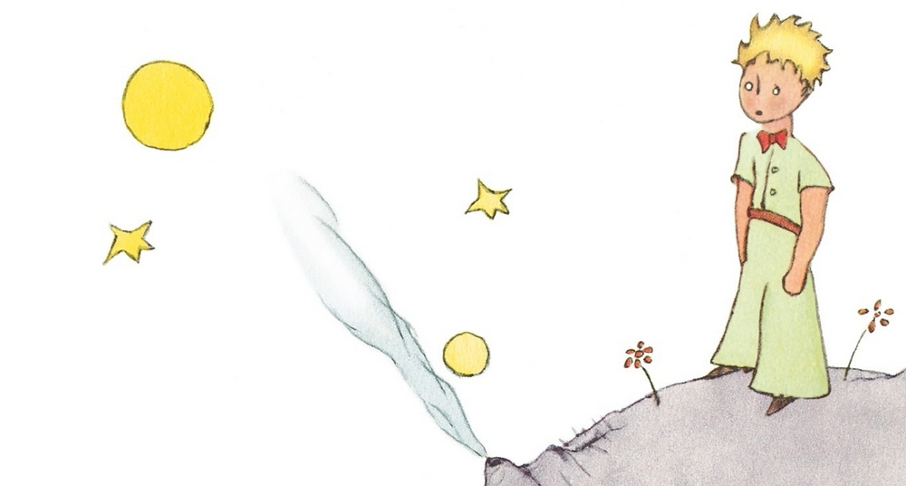 Illustration le Petit Prince