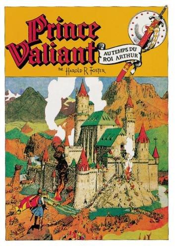 Prince Valiant, tome 8 : 1951-1953, La Révolte des Saxons