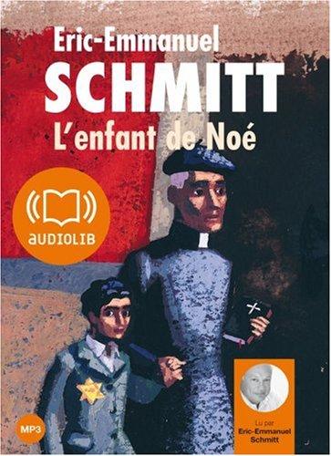 Livre occasion L'Enfant de Noé (cc) - Audio Livre 1 CD MP3 376 Mo