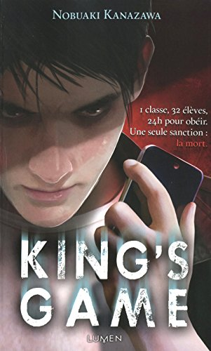 Livre occasion King's Game - Roman Vol.1