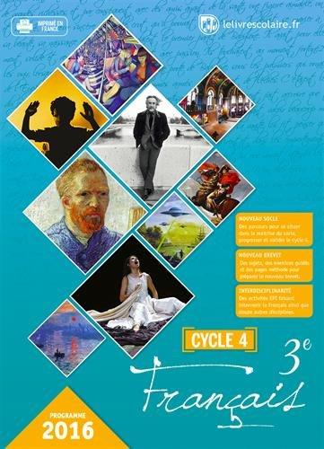 Français 3e Cycle 4 : Manuel élève