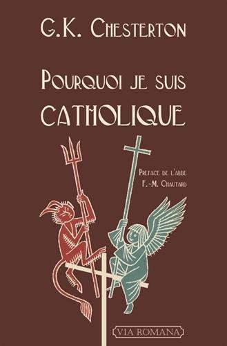 Pourquoi je suis catholique