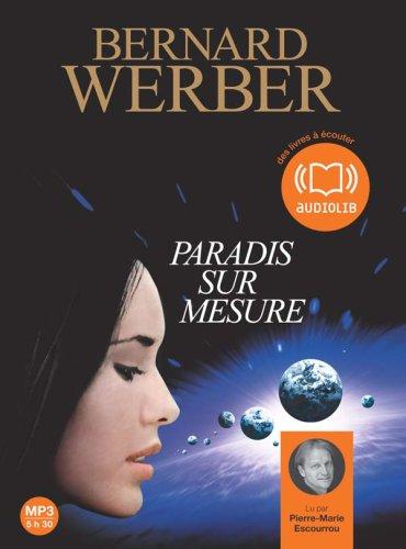 Livre occasion Paradis sur mesure - Audio livre 1 CD MP3 - 460 Mo