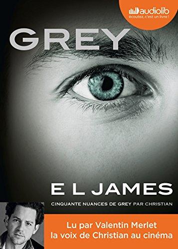 Grey - Cinquante nuances de Grey par Christian: Livre audio 2CD MP3