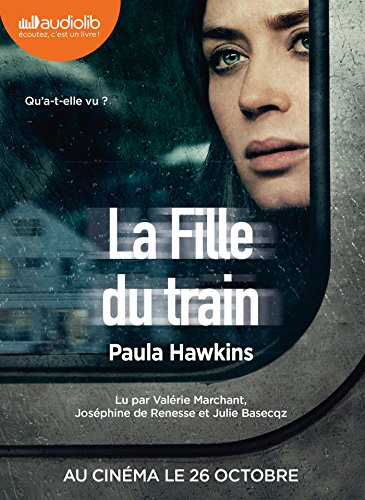 Livre occasion La Fille du train: Livre audio 1CD MP3