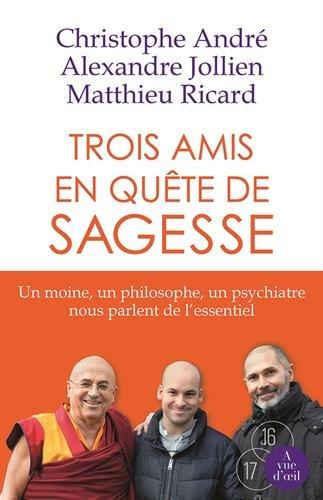 Livre occasion Trois amis en quête de sagesse : 2 volumes