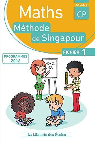 Mathématiques CP-Méthode de Singapour-Fichier de l?'élève 1