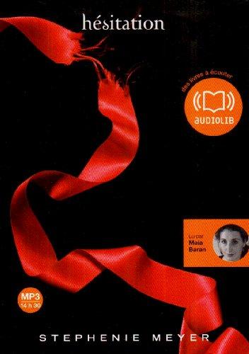 Livre occasion Hésitation - Audiolivre - 2CD MP3 - 668 Mo + 523 Mo