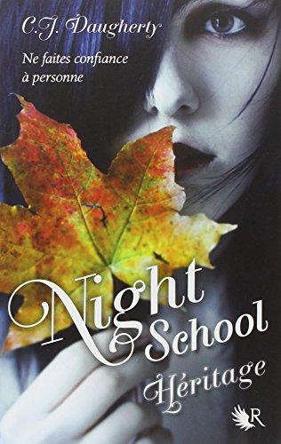 Night School, Tome 2 (02)