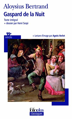 Livre occasion Gaspard de la Nuit: Fantaisies à la manière de Rembrandt et de Callot