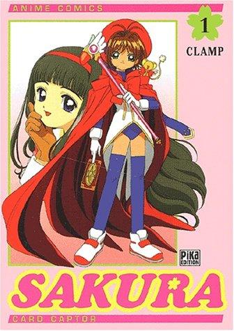 Card Captor Sakura, tome 1 (d'après la série TV)