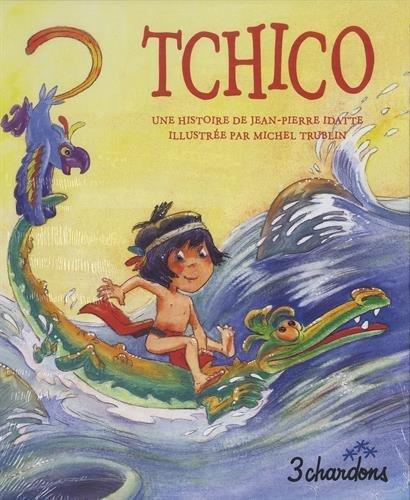 Tchico (1CD audio)