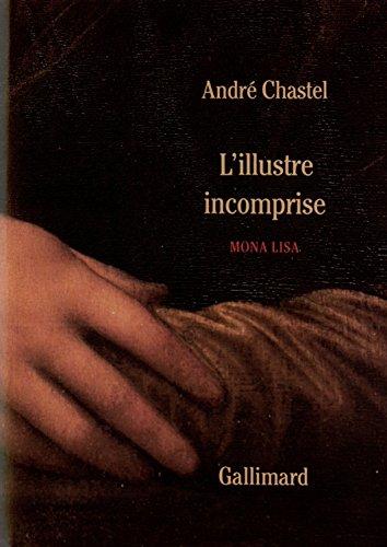 Livre occasion L'Illustre incomprise. Mona Lisa