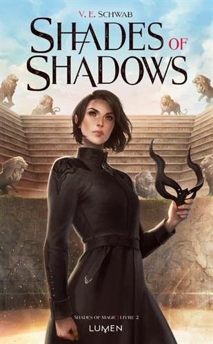 Livre occasion Shades of Shadows
