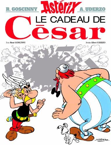 Livre occasion Astérix - Le cadeau de César - n°21
