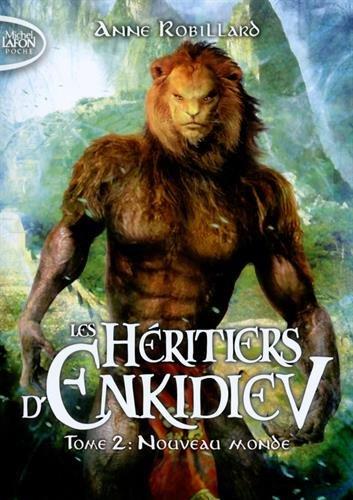 Livre occasion Les héritiers d'Enkidiev - tome 2 Nouveau monde (2)