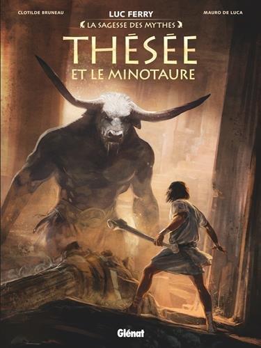 Livre occasion Thésée et le Minotaure