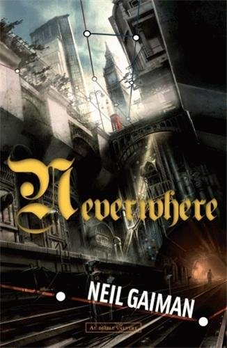 Livre occasion Neverwhere