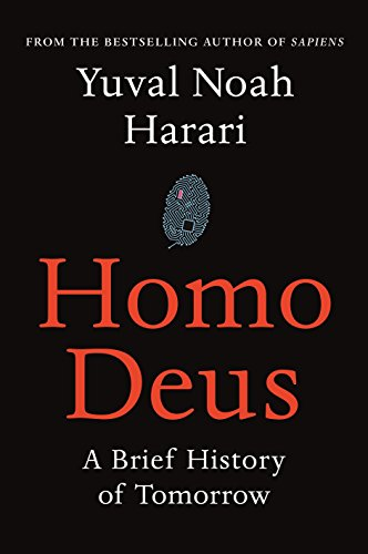 Livre occasion Homo Deus: A Brief History of Tomorrow