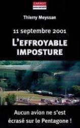 11 Septembre 2001 : L'effroyable imposture