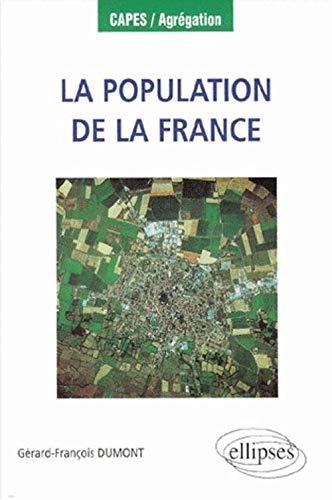 La population de la France, des régions et des DOM-TOM
