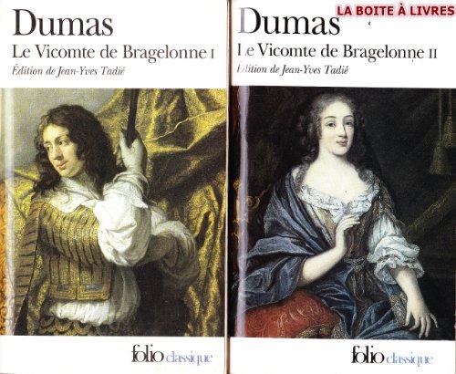 Livre occasion Coffret Vicomte de Bragelonne 3 Volumes