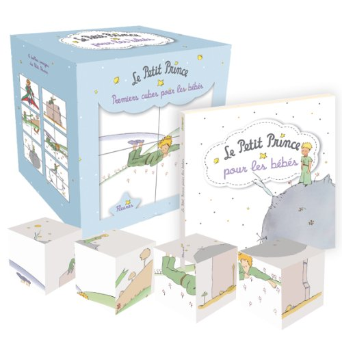 Livre occasion Coffret Le Petit Prince pour les bébés
