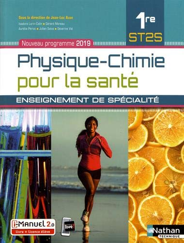 Physique-chimie - 1re ST2S
