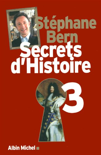 Livre occasion Secrets d'Histoire : Tome 3