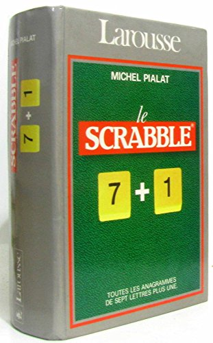 Le Scrabble : 7 + 1, conforme à l'officiel du Scrabble