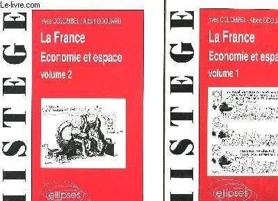 La France, économie et espace