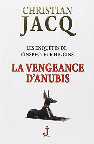 Livre occasion Les enquêtes de l'inspecteur Higgins, Tome 14 : La vengeance d'Anubis