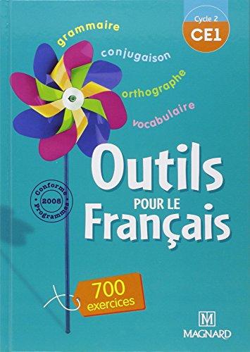 Outils pour le français CE1 : Livre de l'élève