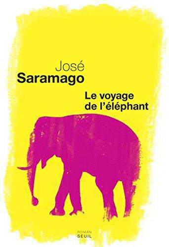 Livre occasion Le voyage de l'éléphant
