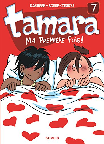 Livre occasion Tamara - tome 7 - Ma première fois