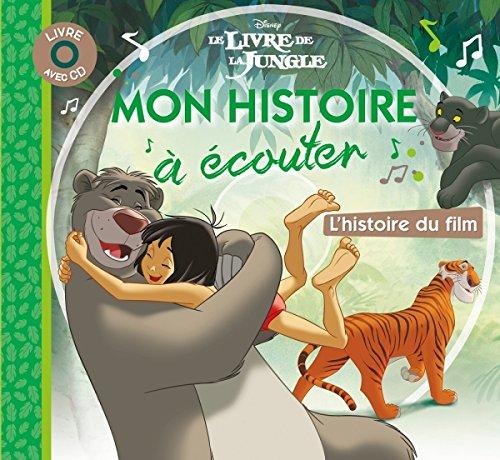 Le livre de la jungle, MON PETIT LIVRE-CD