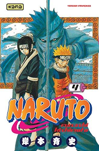 Naruto, tome 4