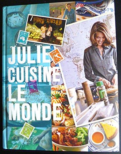 Livre occasion Julie cuisine le monde