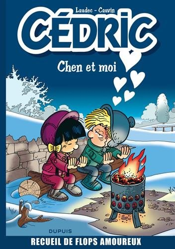 Livre occasion Cédric Best Of - tome 5 - Chen et moi