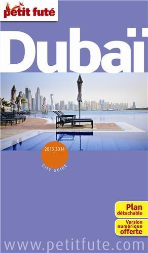 Livre occasion Petit Futé Dubai (1Plan détachable)