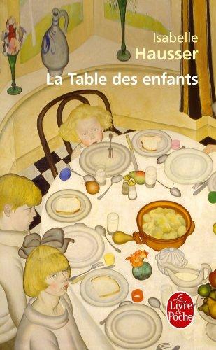 La Table des enfants - Grand prix des Lectrices de Elle 2002