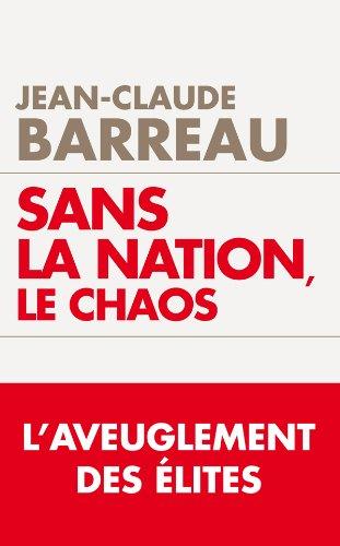 Sans la nation, le chaos