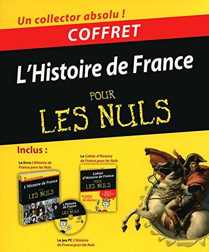 Livre occasion Coffret Histoire de France Pour les nuls
