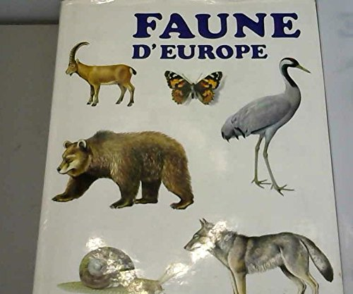 Faune d'Europe