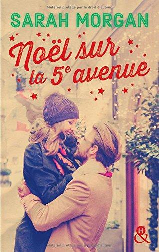 Livre occasion Noël sur la 5e avenue: direction New York pour un Noël romantique et Manhattan sous la neige