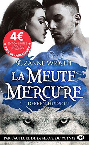 Livre occasion La Meute Mercure, T1 : Derren Hudson