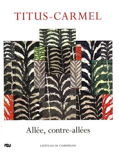 Titus-Carmel : Allée, contre-allée