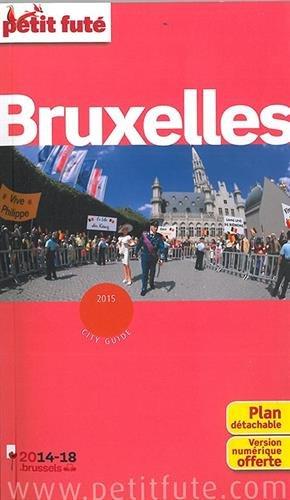 Livre occasion Petit Futé Bruxelles : Avec un plan détachable