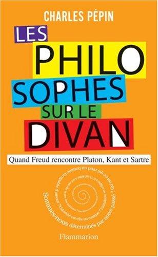 Livre occasion Les Philosophes sur le divan